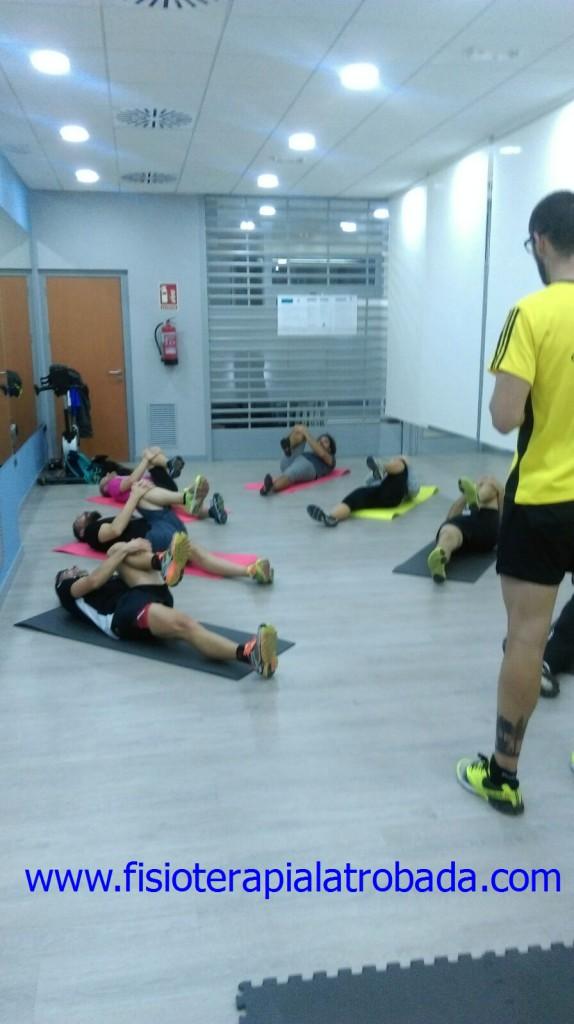 Tan important com entrenar, és el descans.